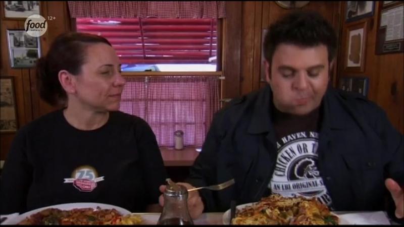 Поединок с едой, 2 сезон, 37 эп. Сакраменто