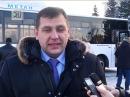 Новый автобус КАвЗ-4270-70 для ООО ЗауралТрансСервис