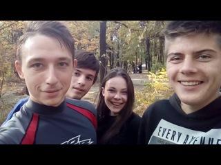 Бегущий Кривбасс/Running Kryvbass(Vlog3): Юбилей|Кросс|Школота