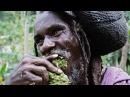 Rastafarian encounter in the Canaan Mountains Jamaica