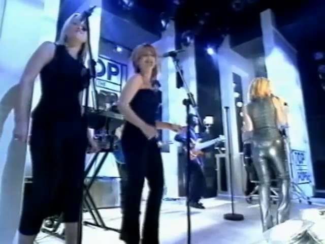 Top of the Pops Jennifer Paige Crush