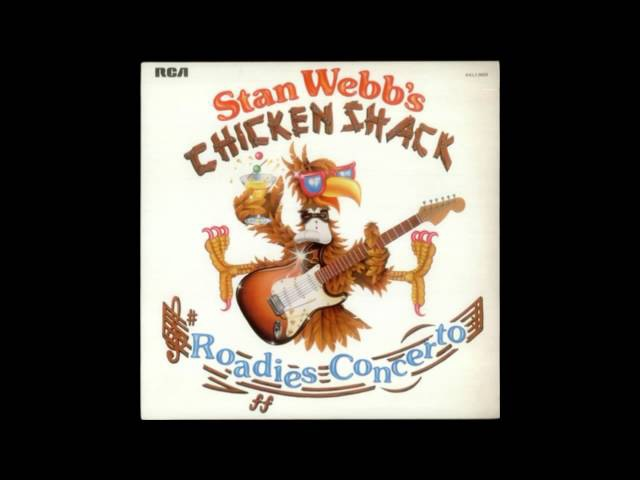 Stan Weeb's Chicken Shack - Roadies Concerto ( Full Album Vinyl ) 1981