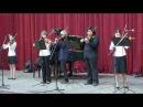 «Поющие смычки». А. Вивальди. Концерт Ре минор. 1 часть