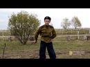 Фланкировка казака. Работа с шашками. Русский Парк г.Переславль-Залесский