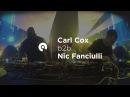 Carl Cox b2b Nic Fanciulli @ Space Ibiza