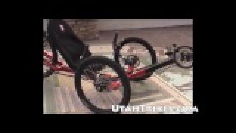 KMX Cobra Walkaround by Utah Trikes