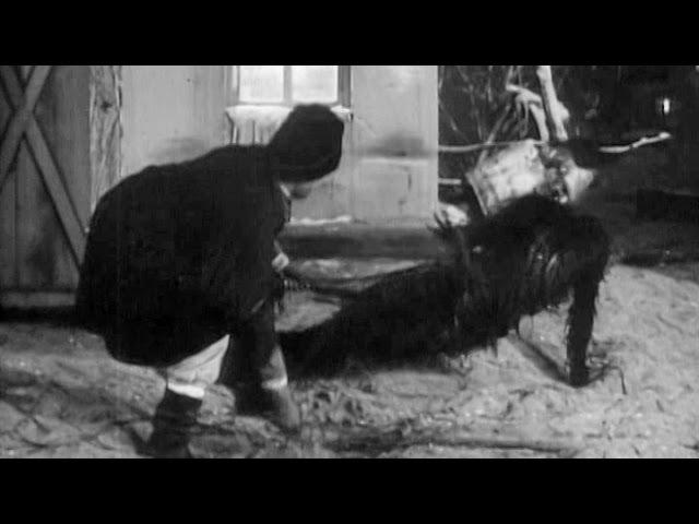 Ночь перед Рождеством 1913 без вшитых субтитров