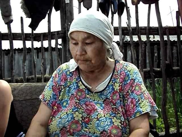 Барабинские татары