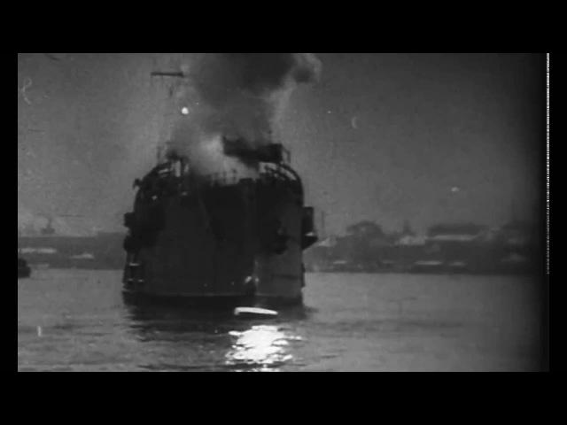 Выстрел крейсера Авроры A shot of the cruiser Aurora