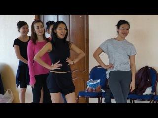 «Танцуют все!». Бурятский национальный театр песни и танца «Байкал». Профайл