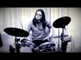 Maria Alexeeva - Steady As She Goes (The Raconteurs' home drum cover)