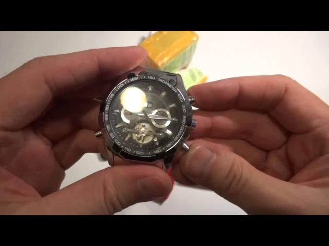 Лучшие Часы из Китая! Обзор, Распаковка Часы с АлиЭкспресс