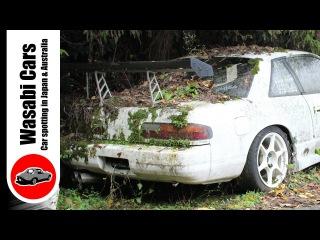 Wasabi Cars — Toasted Onevia, FC3S, 180SX + Mystery Pickup