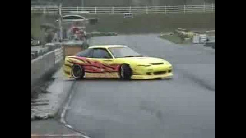 Justin Lucas — Drifting Video I Found On My Hard Drive: 326 DESIGNED S-Chassis BN-Sports R33 GT-S at Tamada Sportsland