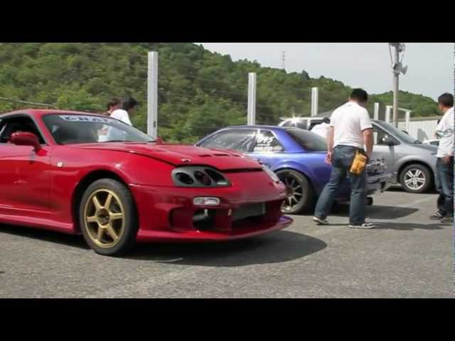 AMMOPROD — JDDA Championship 2012 at Central Circuit