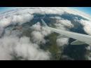 Боинг 737-800 S7 взлет из аэропорта Домодедово полет на самолете