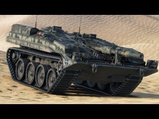 World of Tanks Strv 103-0 - 4 Kills 8,1K Damage