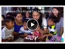 Suasana Citra Kirana Dan Andy Arsyl Rayakan Ulang Tahun Rania Gosip Artis Hari Ini 8 September 2016