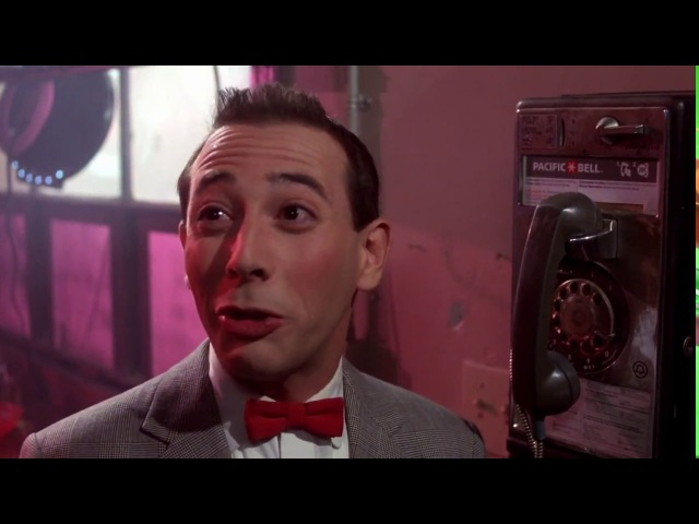 Pee-wee Herman - The Tequila - by The Champs