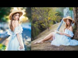 Natural Light Photoshoot Behind The Scenes, Using 85mm Lens
