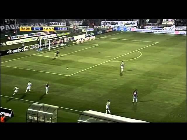 ΠΑΟΚ Καλλιθέα 6 0 PAOK Kallithea Π 24 1 13 Κύπελλο Ελλάδας 2013 2014 2ος Αγων ful