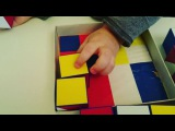 Мы в Инстаграме Кубики Никитина: одна из моих любимых полезных, и при этом бюджетных игр 😃😃😃 ☝Кубики для малышей предпочтительне