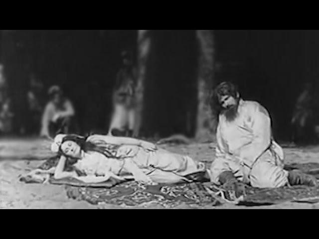 Стенька Разин (Понизовая вольница).1908 (со звуком)