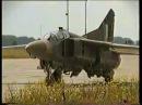 МиГ-23 пара спарок Озерное MiG-23 flights at the Ozernoye AFB