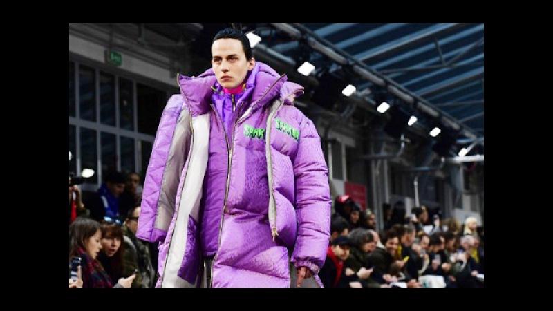 Sankuanz | Fall Winter 20172018 Full Fashion Show | Menswear