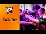VP at ELEAGUE Major. Virtus.pros emotions on the final day. | CS:GO