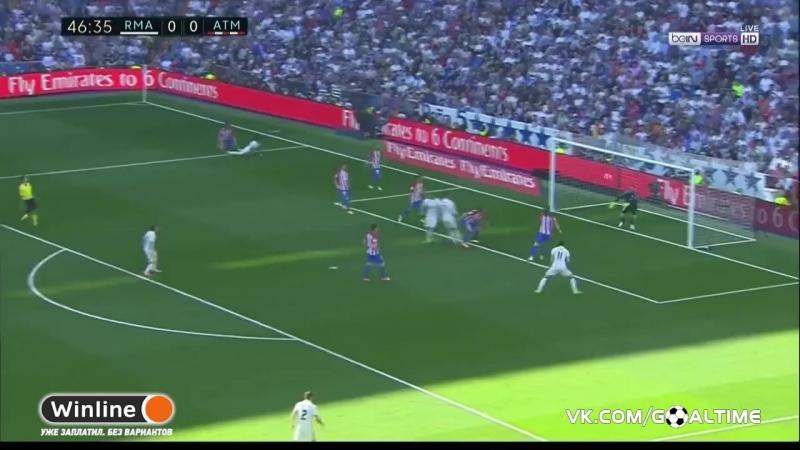 ГолТВ рф Реал Мадрид Атлетико 1 1 Обзор матча Чемпионат Испании