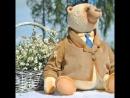 Коллекция Литературные медведи  Стихи Сергея Есенина, читает Сергей Безруков