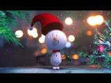 С НОВЫМ ГОДОМ! Поздравление с Новым годом и Рождеством 2017.