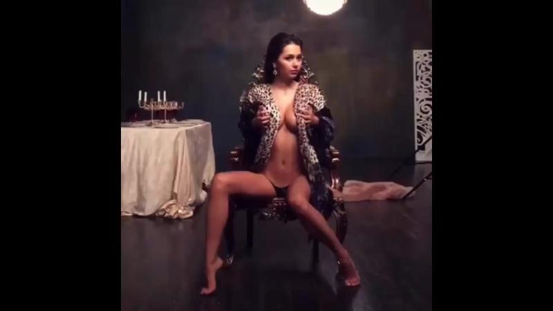 Helga Lovekaty naked russian instgram model with BIG TITS EROTICA YOUNG