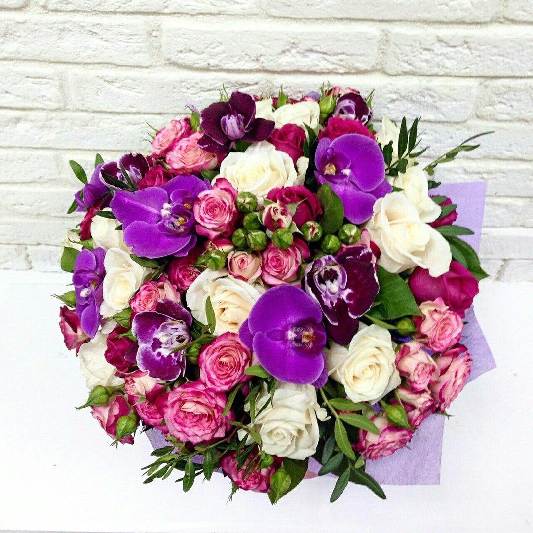 Недорогой букет, цветы заказать в иваново