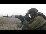 Спецназ РФ на квадроциклах штурмует лагерь «боевиков» в Сербии: видео
