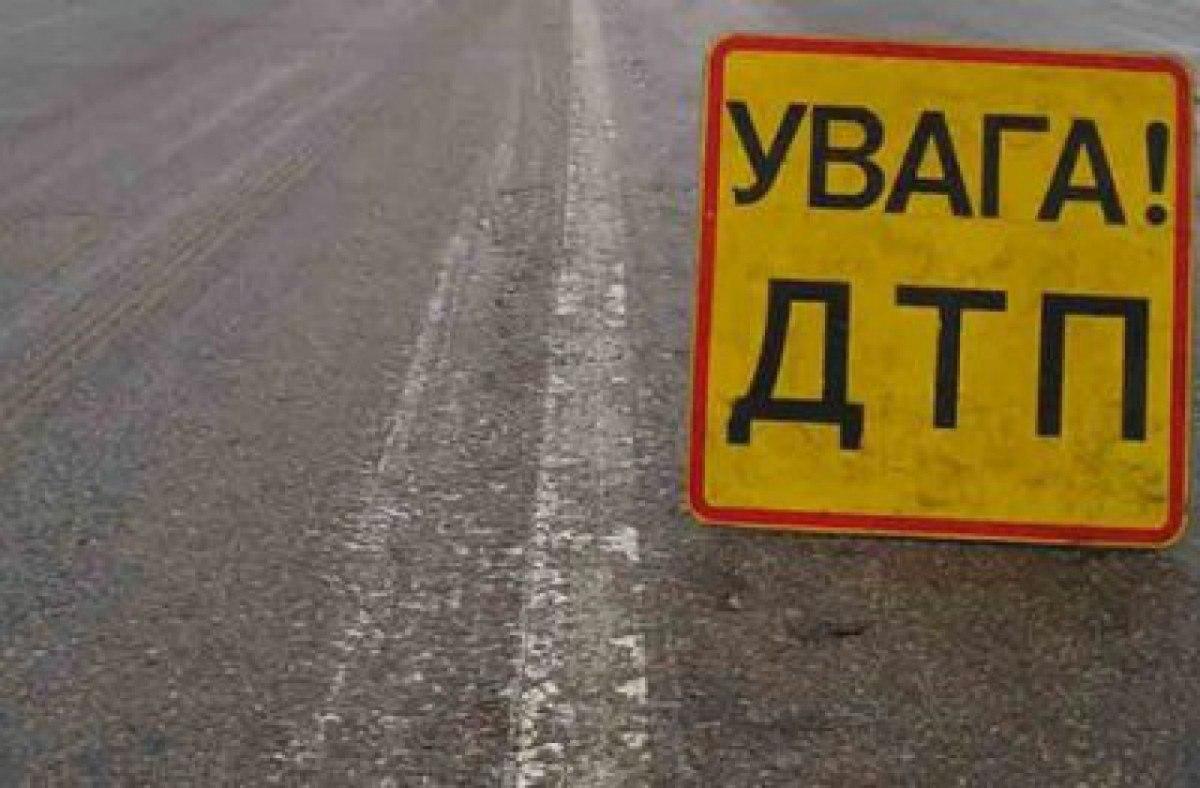 Легковушка имикроавтобус столкнулись наДнепропетровщине: один человек умер, пятеро пострадали,— Нацполиция