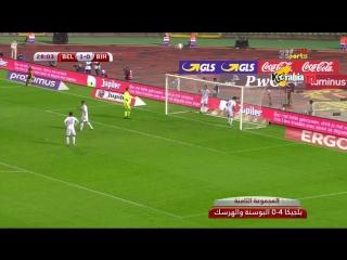 أهداف المباراة الرائعة || بلجيكا 4 - 0 البوسنة و الهرسك || تصفيات كأس العالم 2018