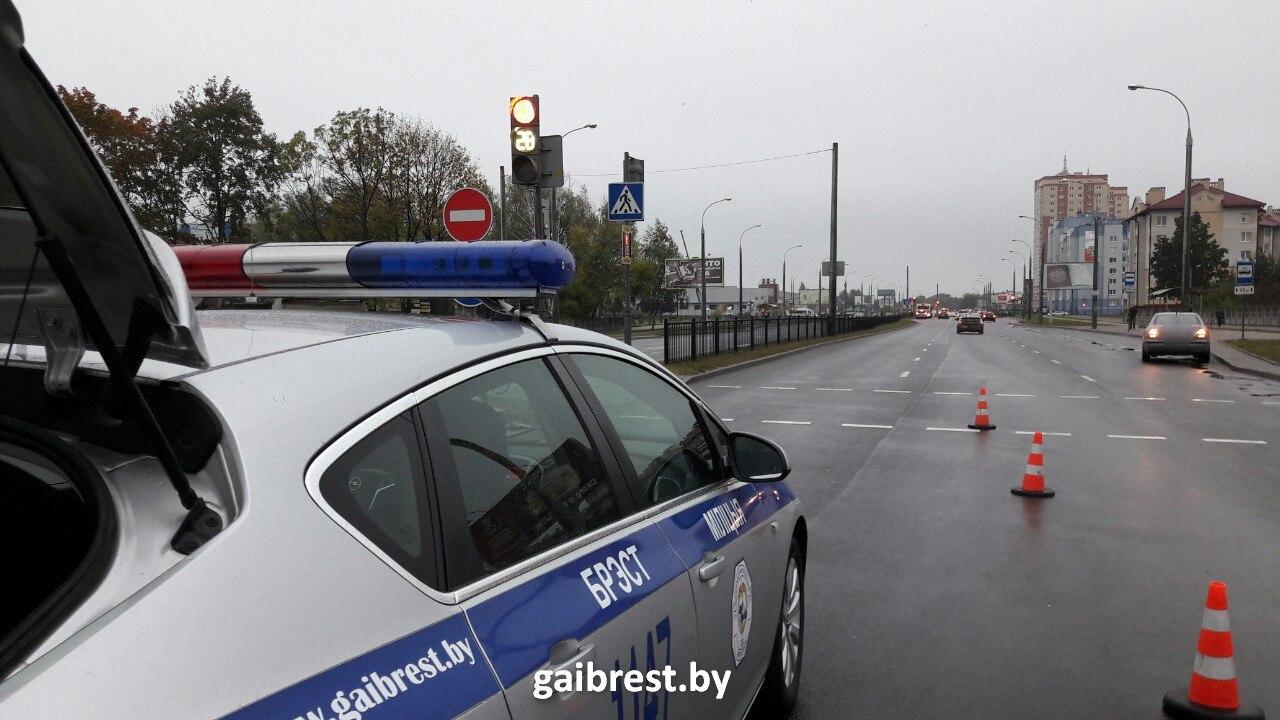 Наезд на пешехода в Бресте: пострадал 5-летний мальчик