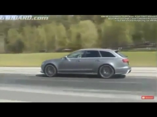 BMW M5 VS Audi RS6 Avant 🏁