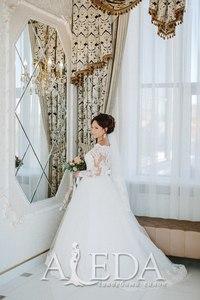 Наша 👰💍#невестаАледа #brideAleda Новицкая Валерия в платье  👗 Фарлоу😍 #gabbiano