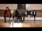 Эдвард Григ. соната для виолончели и фортепиано a-moll