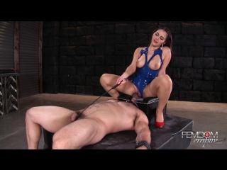 Valentina Nappi [HD 1080, femdom empire, facesitting, pussy licking, new porn 2017]