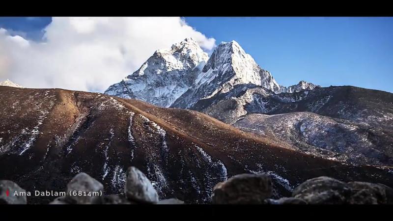 Nepal Himalaya - Khumbu 3 passes treking