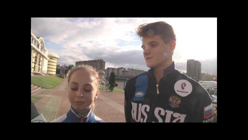 Aleksandra Boikova Dmitrii Kozlovskii Interview - Russia