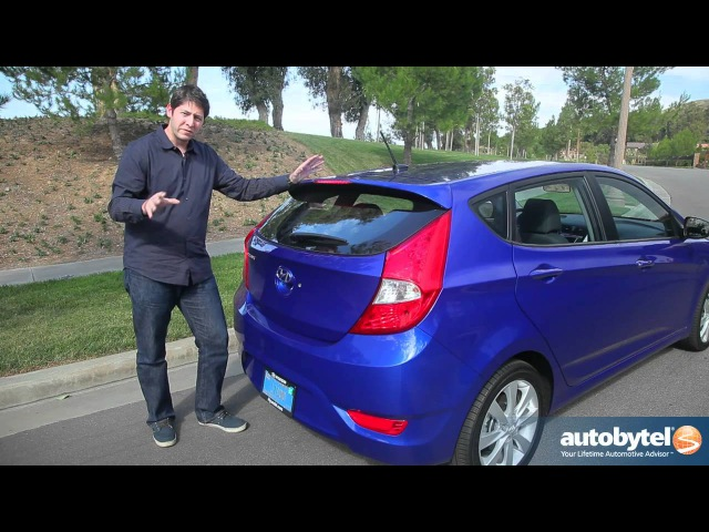 2012 Hyundai Accent - Test Drive Review