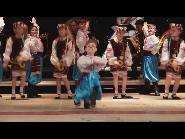 Звітний концерт ДМШ№1 Полтава Попурі Заграва Барви Зернятка