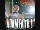 ADAM FAITH BALLAD OF A BROKEN HEART