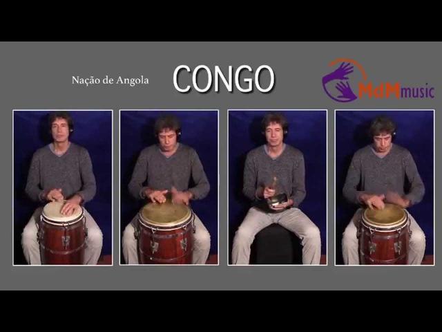 Nação de Angola: Congo