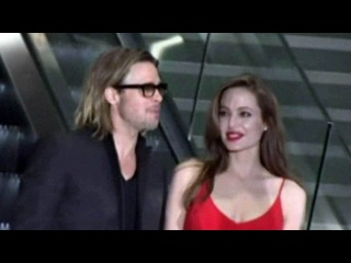 СМИ: Анджелина Джоли иБрэд Питт встречаются втайне отдетей!
